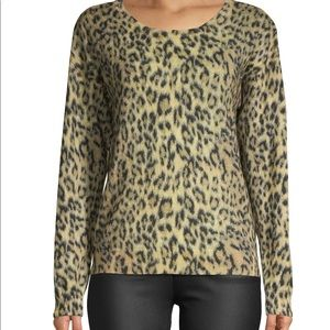 Joie leopard pullover